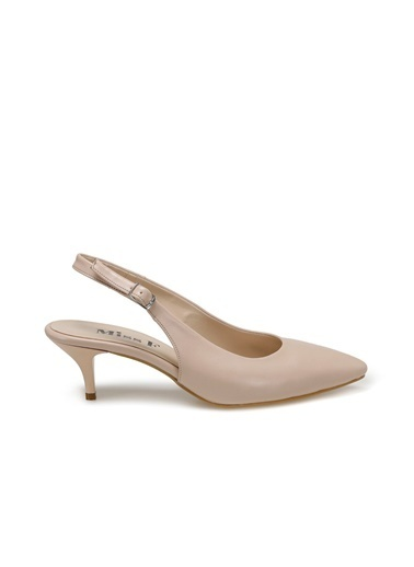 Miss F Ayakkabı Pudra